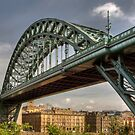 The Tyne Bridge(Colour) by Great North Views