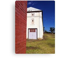 The Old Flour Mill Canvas Print