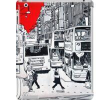 Splash Cities - London 01 iPad Case/Skin