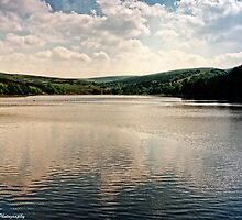 Errwood Reservoir: Take 2 by David J Knight