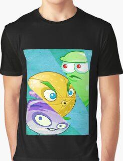 Preserve the future  Graphic T-Shirt