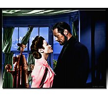 The Ghost and Mrs. Muir Photographic Print