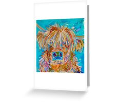 Big Alf Greeting Card