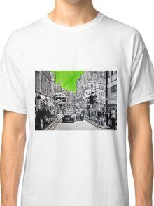 Splash Cities - London 03 - Long Acre Classic T-Shirt