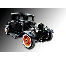 Ford Hot Rod Photographic Print