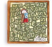 Boîte à joujoux 11 Canvas Print