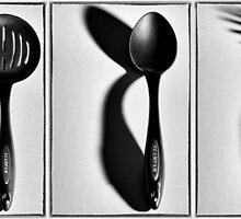 Scanpan Triptych by Daniel Carr