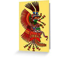 Xochiquetzal II Greeting Card