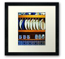 Brixton Cottage on Leura Park - kitchen Framed Print