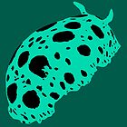 Dotted sea slug by Gwendal