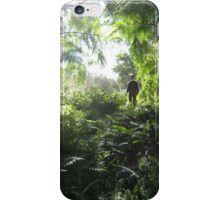 Green Glade iPhone Case/Skin