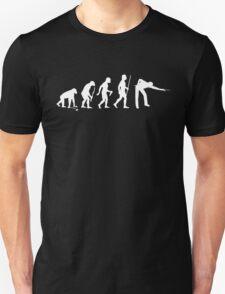 Snooker Evolution T Shirt T-Shirt
