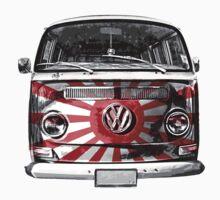 JAPAN VW van by benbdprod