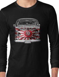JAPAN VW van Long Sleeve T-Shirt