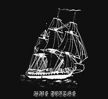 HMS Boreas Captained by Horatio Nelson T-shirt Unisex T-Shirt