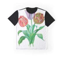 Tulip Trio Tee Graphic T-Shirt