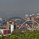 Newcastle View by Great North Views