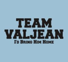 Team Valjean by freakedoutgeek