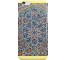 Mashhad Arabesque iPhone Case/Skin