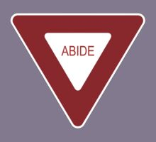 Abide [Tee & Case] Kids Tee