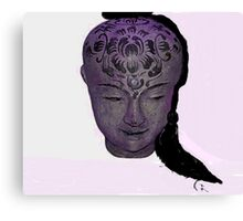 Inner peace Canvas Print
