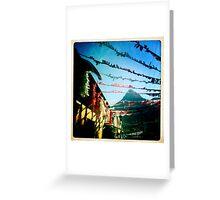 Ilha Grande, Brazil Greeting Card
