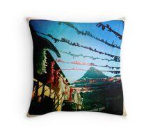 Ilha Grande, Brazil Throw Pillow
