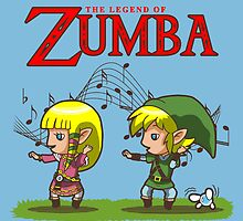 The Legend of Zumba by boggsnicolas