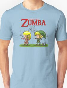 The Legend of Zumba T-Shirt