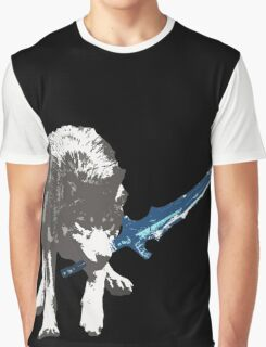 The Great Grey Wolf Sif  Graphic T-Shirt