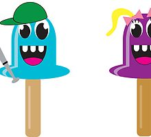 Polly Popsicles  by rosahernandez
