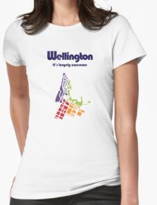 Wellington. It's Largely Awesome T-Shirt