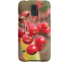 Bitter Cherries  Samsung Galaxy Case/Skin