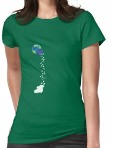 Salt of the Earth Womens Fitted T-Shirt