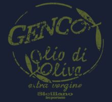 Genco Olive Oil One Piece - Long Sleeve