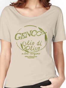 Genco Olive Oil Women's Relaxed Fit T-Shirt