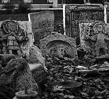 Tombstones Stories: Angels of Life and Death by Roman Naumoff