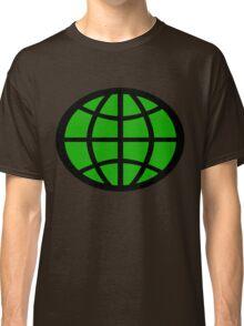 Captain Planet Planeteer Classic T-Shirt