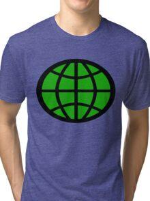 Captain Planet Planeteer Tri-blend T-Shirt