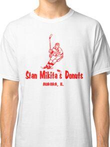 Stan Mikita Donuts Classic T-Shirt