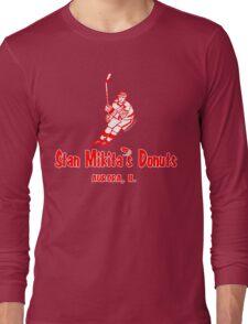 Stan Mikita Donuts Long Sleeve T-Shirt