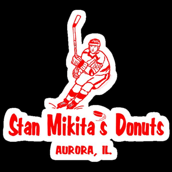 Stan Mikita Donuts by kaptainmyke
