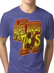 KBilly Super Sounds of the Seventies Tri-blend T-Shirt