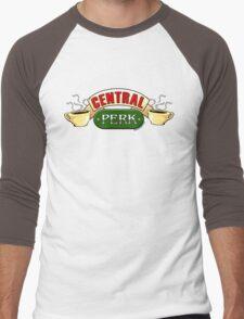 Central Perk Men's Baseball ¾ T-Shirt
