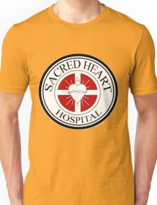 Sacred Heart Hospital Unisex T-Shirt