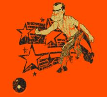 Richard Nixon Bowling by kaptainmyke