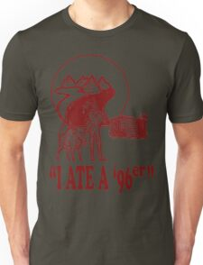 I Ate A 96er Unisex T-Shirt