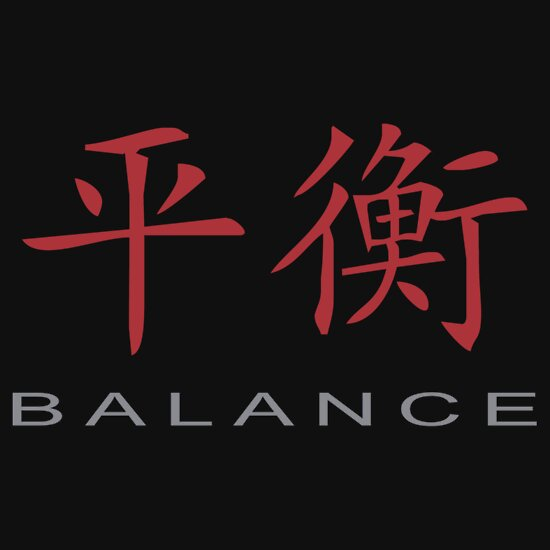 quotchinese symbol for balance tshirtquot tshirts amp hoodies by