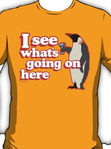 Drunken Penguin Jealousy T-Shirt