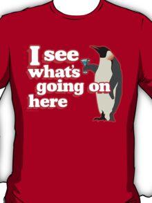 Drunken Penguin Jealousy T-Shirt